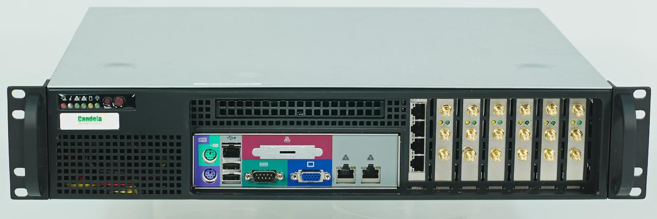 CT503-MIX High-Speed LANforge-FIRE Traffic Generator